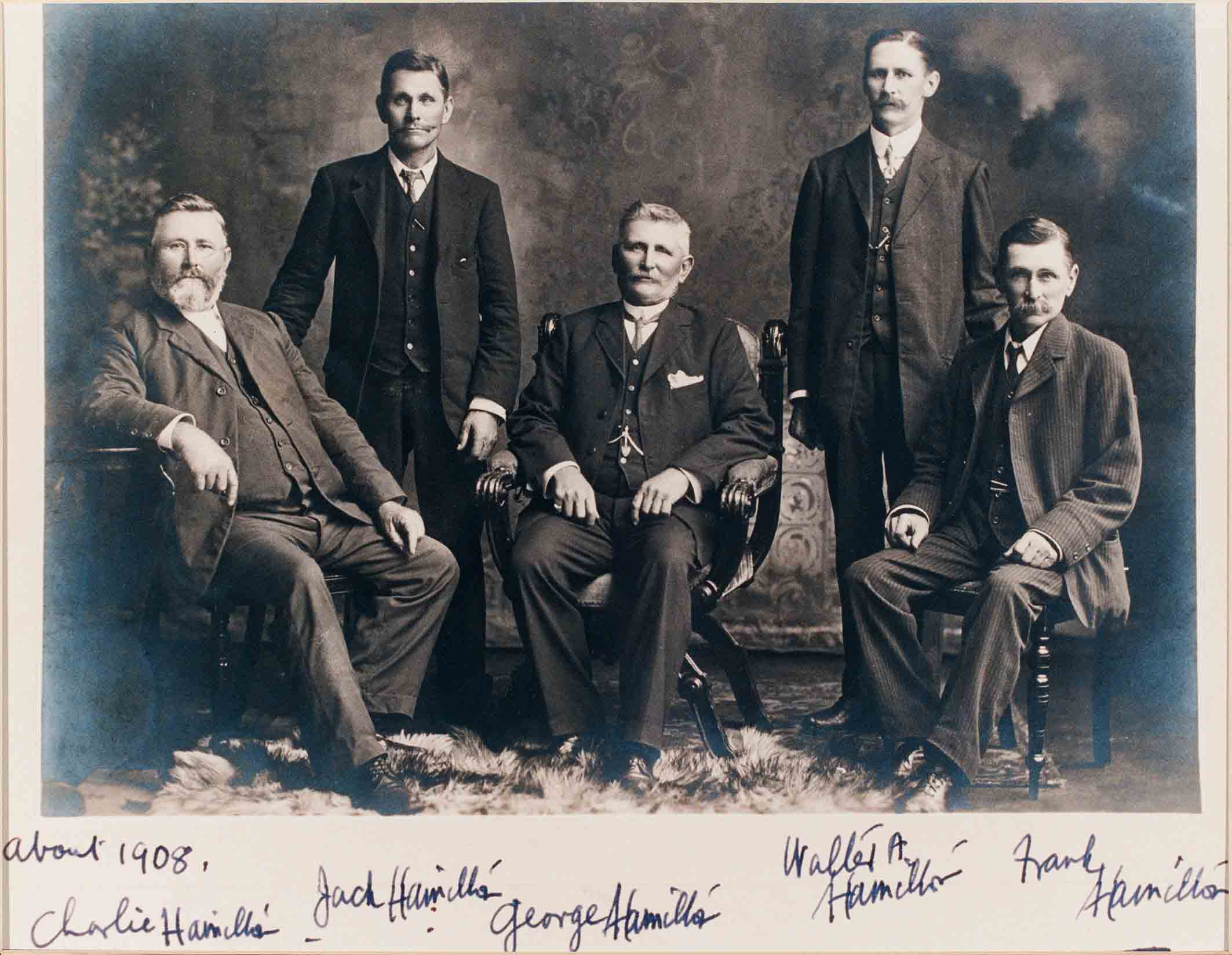 1908 Group Portrait