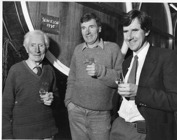 Richard-Hamilton-Burton-&-Hugh-at-Winery-1989